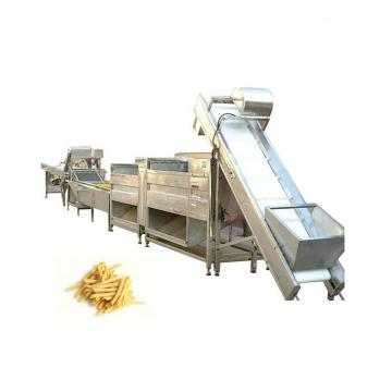 Automatic Potato Chips Making Machine French Fries Production Line Machines