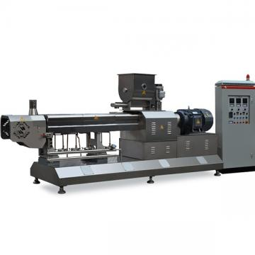 Twin Screw Extruder Artificial Fortified Rice Extrusion Making Processing Machine