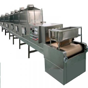 Industrial Single-Layer Mesh Belt Dryer for Chemicals