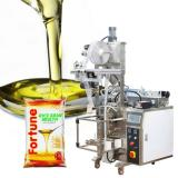 High Capacity Automatic Flat Oil Pouch Packing Machine